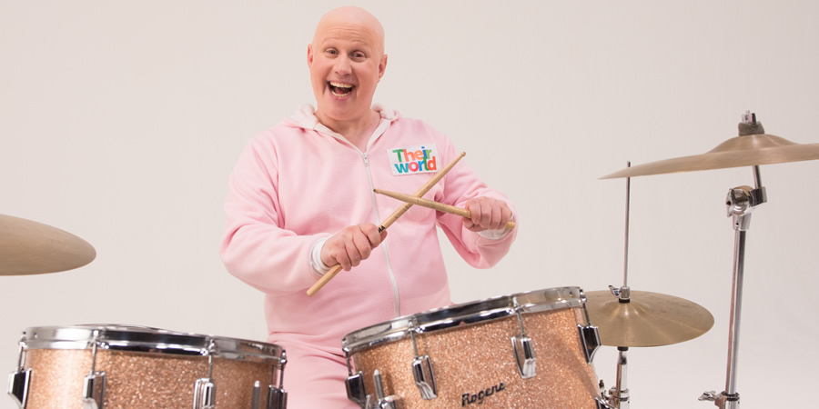 matt lucas is back as george dawes