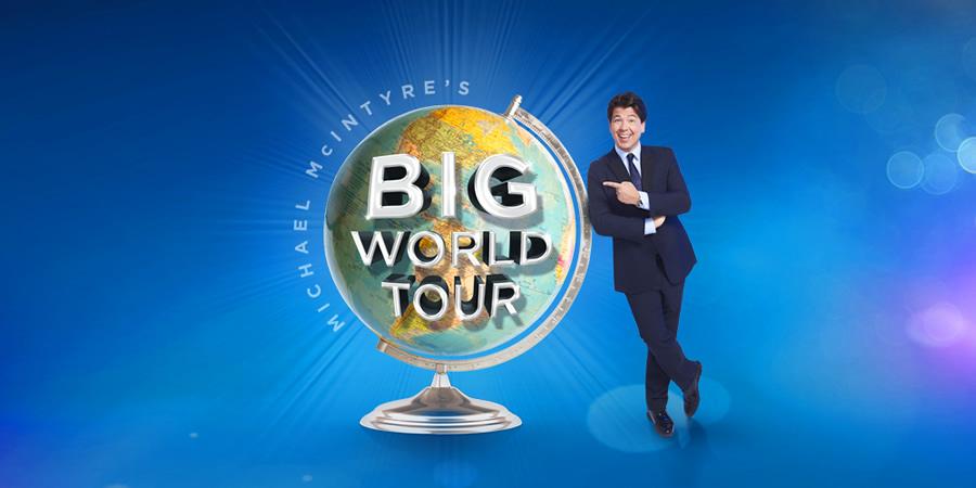 Michael Mcintyre Announces 2018 World Tour News