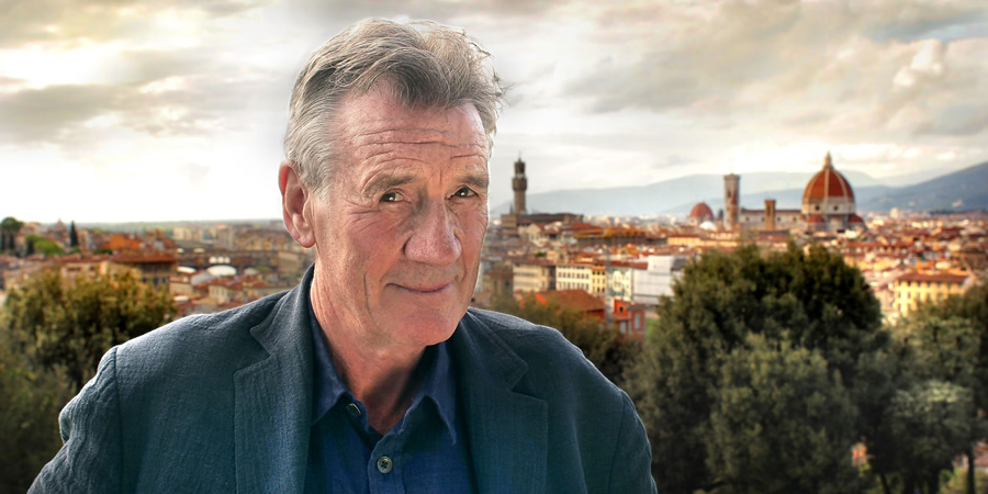 Michael Palin. Copyright: BBC.