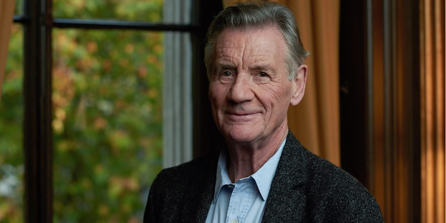 Michael Palin: A Life On Screen. Michael Palin. Copyright: BBC.