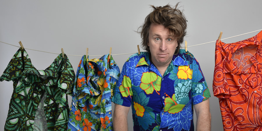 Milton Jones. Copyright: Steve Ullathorne.