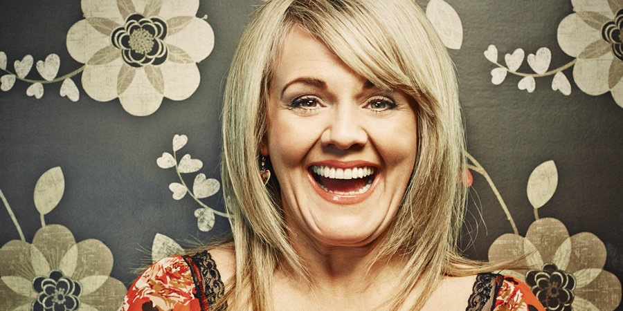 Mount Pleasant. Lisa Johnson (Sally Lindsay). Copyright: Tiger Aspect Productions.