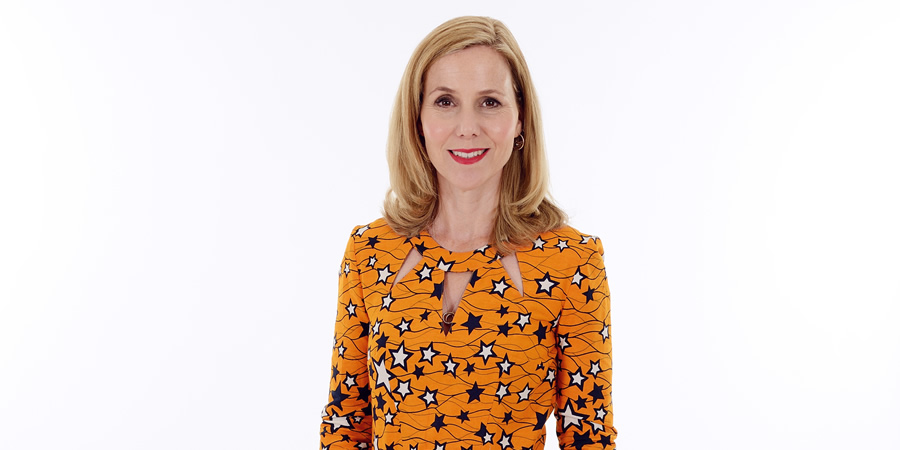 My Favourite Sketch. Sally Phillips. Copyright: Potato.