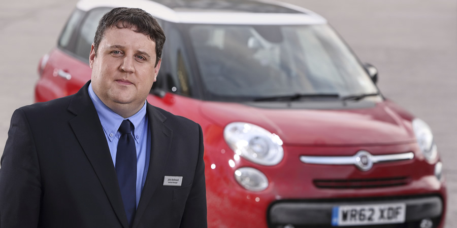 Car Share. John Redmond (Peter Kay).