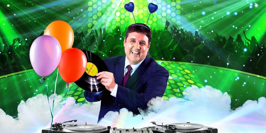 Peter Kay's Dance For Life. Peter Kay.