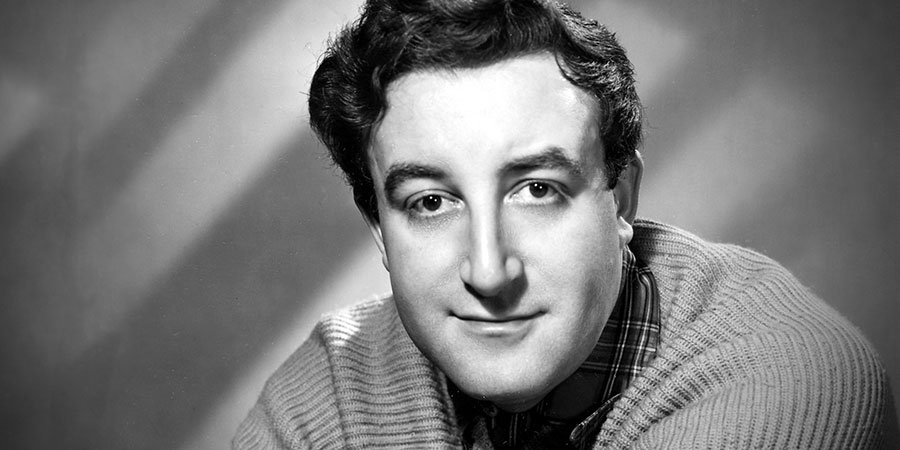 Peter Sellers. Copyright: BBC.