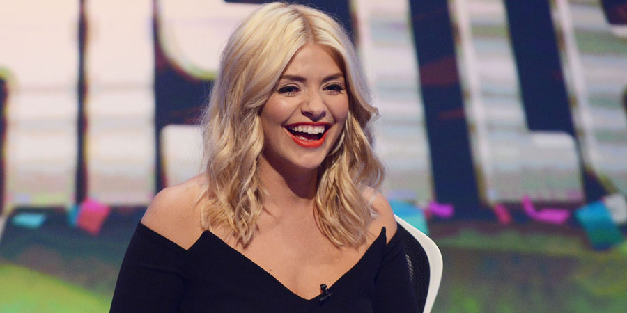 Play To The Whistle. Holly Willoughby. Copyright: Hungry Bear Media.