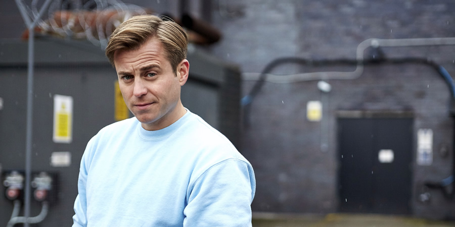 Porridge. Fletch (Kevin Bishop). Copyright: BBC.