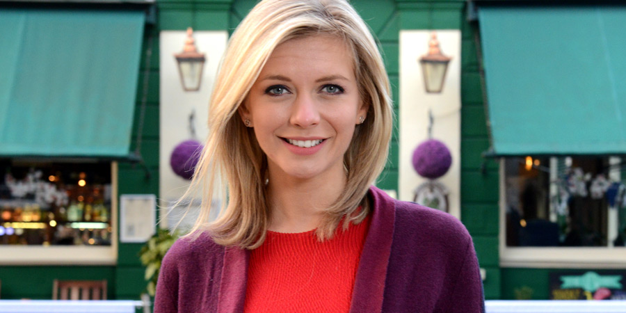 Rachel Riley British Comedy Guide