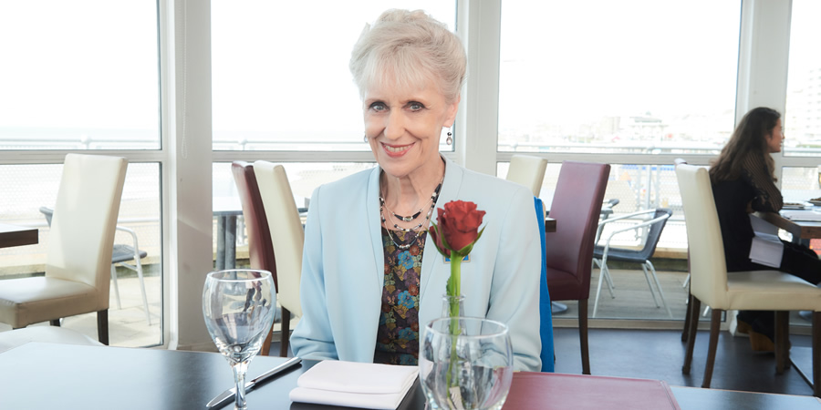 The Rebel. Margaret (Anita Dobson). Copyright: Retort.