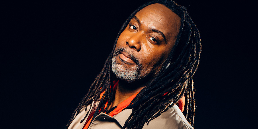 Reginald D Hunter.