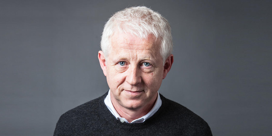 Richard Curtis. Copyright: Comic Relief.