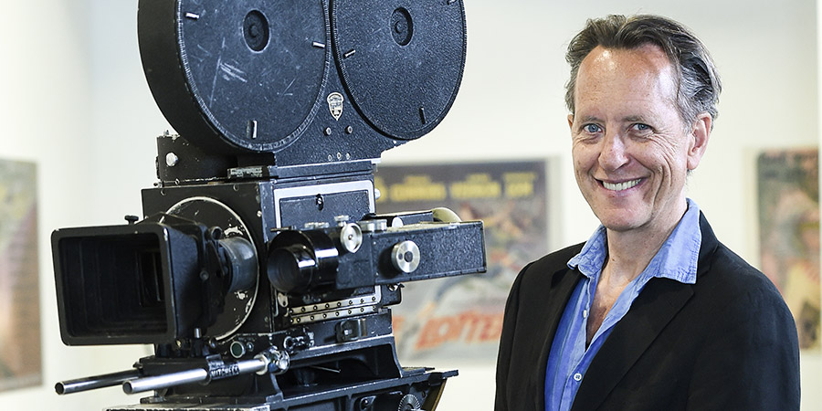 Richard E. Grant On... Ealing Comedies. Richard E. Grant. Copyright: Phil McIntyre Entertainment.