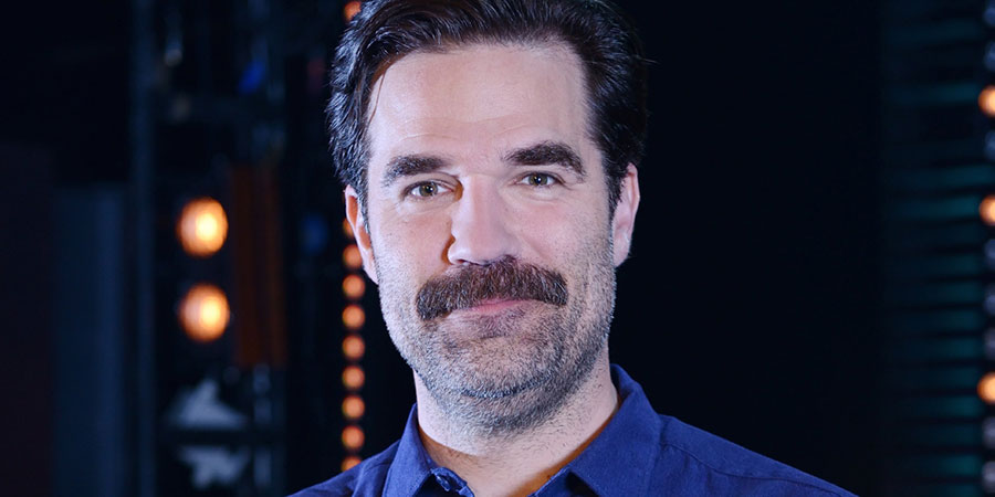 Stand Up Central. Rob Delaney. Copyright: Avalon Television.