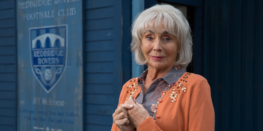Rovers. Doreen Bent (Sue Johnston).