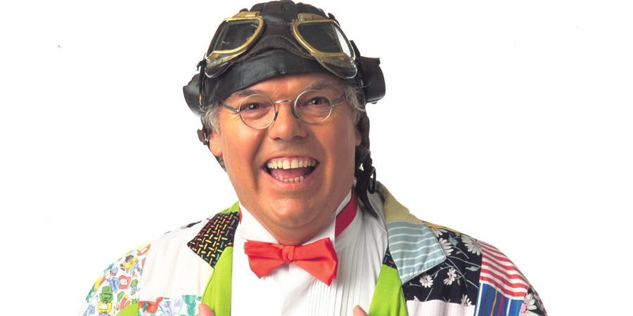 Roy Chubby Brown.