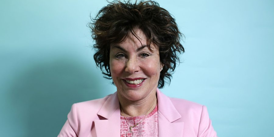Ruby Wax: Frazzled. Image shows from L to R: Ruby Wax, Ruby Wax.
