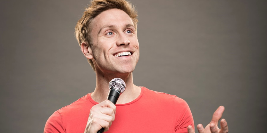Russell Howard.