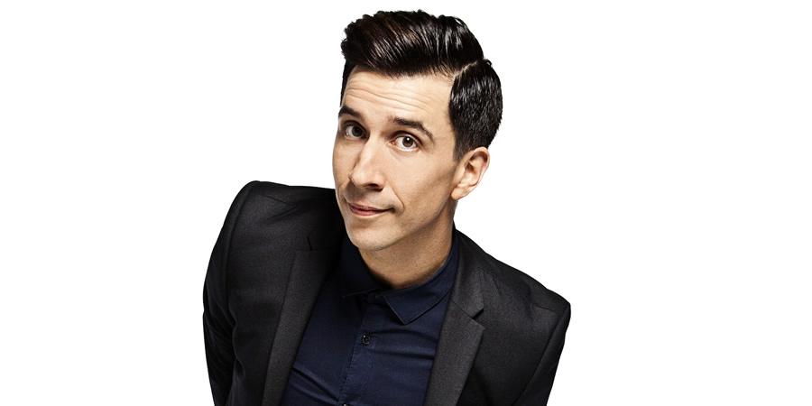 Russell Kane.
