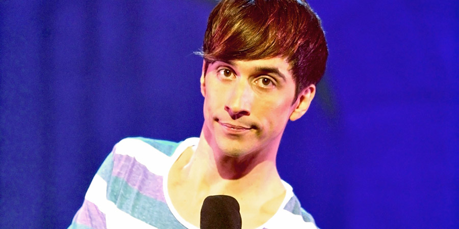 Russell Kane: Smokescreens & Castles. Russell Kane. Copyright: Avalon Television.