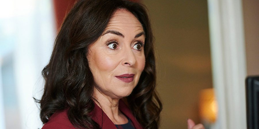 Samantha Spiro Interview Semi Detached British Comedy Guide