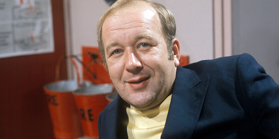 img ROY Barraclough, English Comic Actor