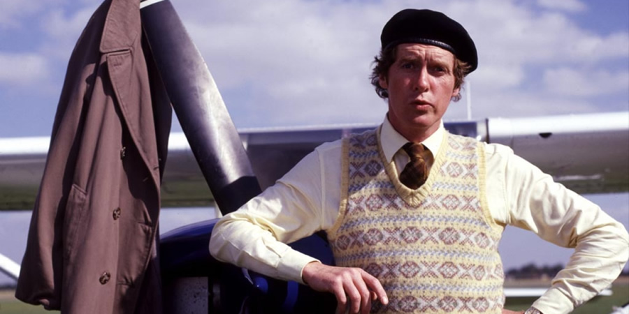 Some Mothers Do 'Ave 'Em. Frank Spencer (Michael Crawford). Copyright: BBC.