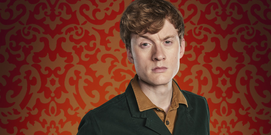 Taskmaster. James Acaster. Copyright: Avalon Television.
