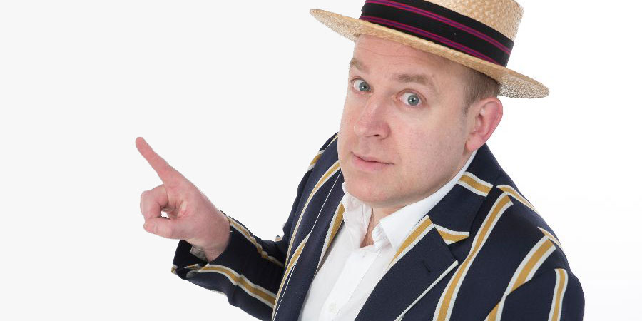 The Tim Vine Chat Show. Tim Vine.