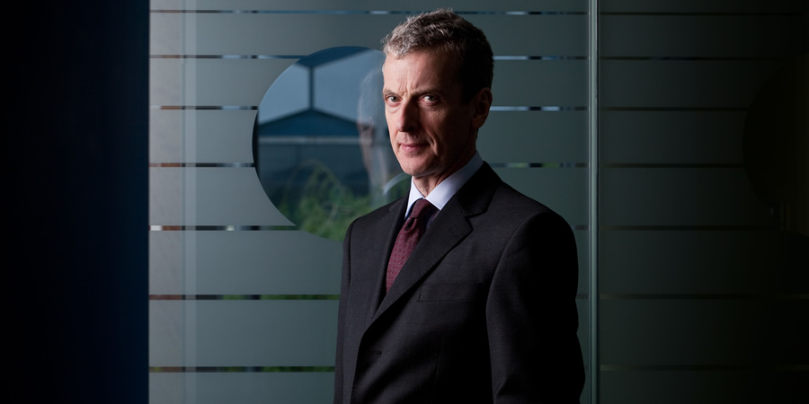 The Thick Of It. Malcolm Tucker (Peter Capaldi). Copyright: BBC.