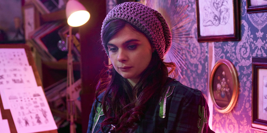 Wasted. Alison (Gwyneth Keyworth). Copyright: Angel Eye Media.