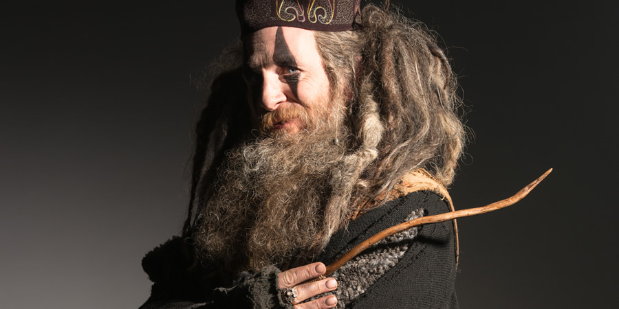 Zapped. Howell (Paul Kaye).