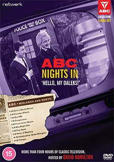 ABC Nights In - Hello, My Daleks!
