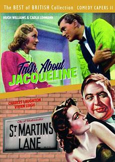 Talk About Jacqueline / St. Martin's Lane