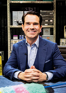 Jimmy Carr And The Science Of Laughter