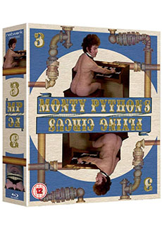 Monty Python's Flying Circus - Complete Series 3. Copyright: Network.