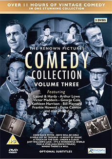 The Renown Comedy Collection - Volume Three