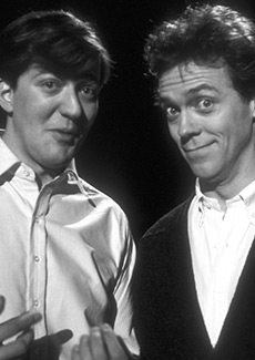 Soupy Twists! - The Full Official Story Of The Sophisticated Silliness Of Fry And Laurie