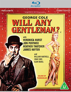 Will Any Gentleman..?