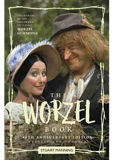 Stuart Manning - The Worzel Book - 40th Anniversary Edition