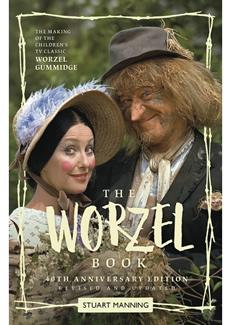 Stuart Manning - The Worzel Book - 40th Anniversary Edition
