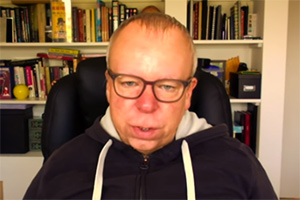 Inside No. 9 - David Sowerbutts reacts to Inside No. 9 trailer