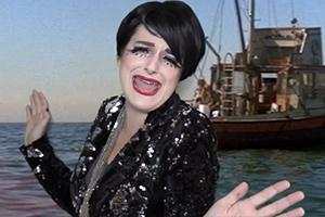 Liza Minnelli delivers classic movie lines