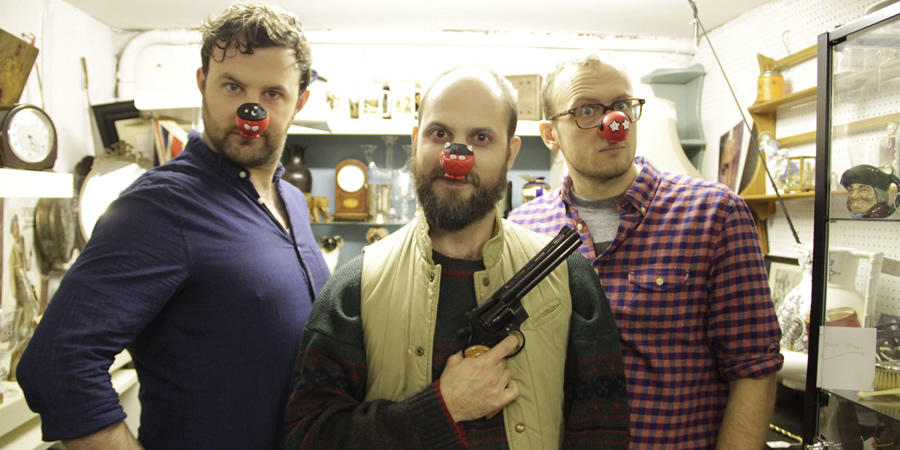 Comic Relief Originals: The Haunted Gun