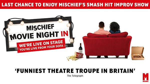Mischief Movie Night In