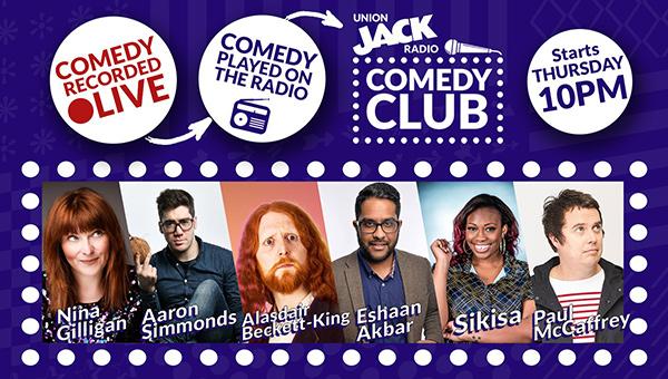 Union Jack Comedy Club